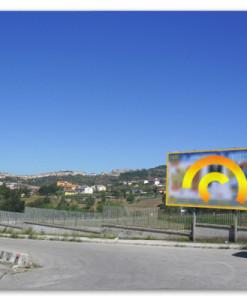 PICERNO strada provinciale ingresso paese cim. 192