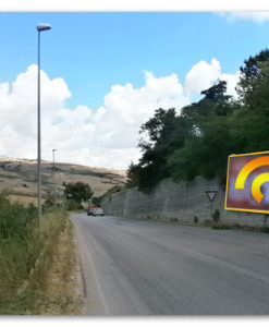 TOLVE via Salvo D'Acquisto cim. 189